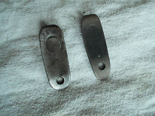 original 1898 krag rifle 1896 1899 carbine stock parts buttplate w both screws
