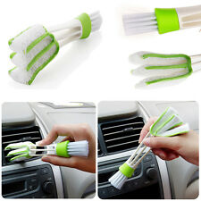 2016 Double Ended Car Vent Brush Computer Mini Dust Cleaner Window Air Con Brush