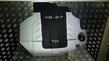 GENUINE AUDI A6 C6 2.7TDI V6 ENGINE ACOUSTIC COVER 059103925BA 059103925BB