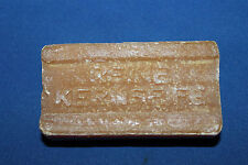 Original WW2 German Army Issued Large Bar of Soap, Unused and Well Marked