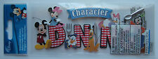 DISNEY ~CHARACTER DINING~ Title Dimensional Stickers EK SUCCESS Disneyland World