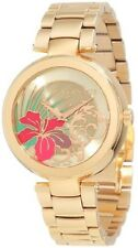 Versace Women's I9Q80D2HI S080 Mystique Rose Gold Ion-Plated SS Watch