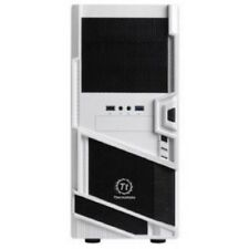 Thermaltake Commander Mid Tower Case White eSports Custom Gamer computer build
