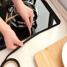 Home Self-adhesive Window Seal Strip Kitchen Gas Stove Sink Basin Edge Trim B