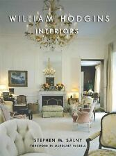 WILLIAM HODGINS INTERIORS - STEPHEN M. SALNY (HARDCOVER) NEW