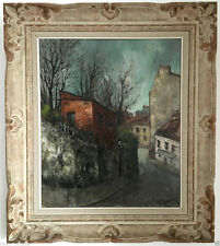 FAMOUS FRENCH NEO IMPRESSIONIST ANTOINE BLANCHARD (MARCEL MASSON) PAINTING