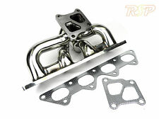 Mitsubishi Lancer Evolution Evo 4 5 6 Stainless Steel Turbo Exhaust Manifold