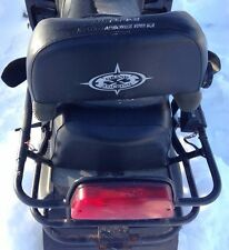Bombardier Skidoo 01 800 Grand Touring SE Triple  rear adjustable backrest