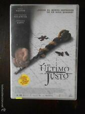 DVD EL ULTIMO JUSTO - EDICION DE ALQUILER
