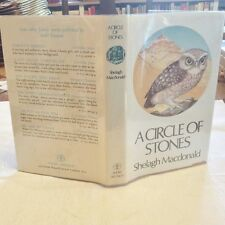 Shelagh Macdonald A Circle of Stones ** Signed + Signed Letters RARE **
