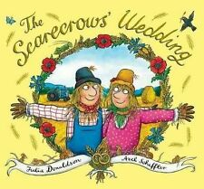 The Scarecrows' Wedding by Julia Donaldson (Hardback, 2014)