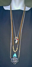 MIMCO**GIN**Necklace**HOW THE WEST WAS WON**RARE**2009 Release**TRIPLE STRAND*