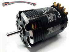 MOTORE ROCKET BRUSHLESS SENSORED STOCK SPEC 540 13.5T CON SENSORI 1/10 HIMOTO