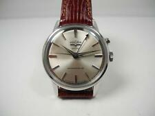 VINTAGE VULCAIN CRICKET ALRAM MECHANICAL WRISTWATCH. SERVICED.