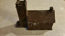 "VINTAGE  ""LITTLE BROWN CHURCH IN THE VALE"" COIN BANK"