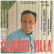 15304 - CLAUDIO VILLA - LA CANZONE DELL' AMORE