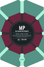 Manhattan Projects #16 (NM)`13 Hickman/ Pitarra
