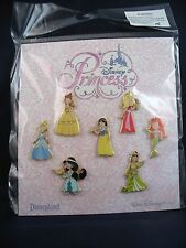 Disney Trading Pins PRINCESS Minis Cinderella Others Sealed  Booster Set of 7