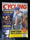 CYCLING WEEKLY - BRITISH BULLDOGS - JAN 27 2001