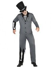 Déguisement Homme Squelette XL Costume Adulte Halloween