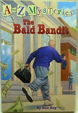 The Bald Bandit-A to Z Mysteries by Ron Roy-1997 Paperback-Accelerated Reader