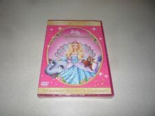 BARBIE AS THE ISLAND PRINCESS (DVD) BRAND NEW AND SEALED