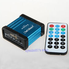 Wireless Bluetooth Audio Receiver DAC Box For Car Speaker Amplifier Modify DIY