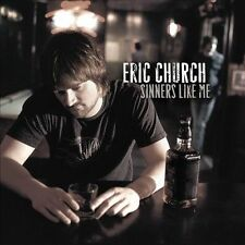 Sinners Like Me [LP] by Eric Church (Vinyl, Apr-2013, Capitol Nashville)