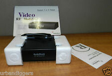 4426/ NOS ~ RADIO SHACK ~ RF VIDEO  MODULATOR  RS 15-1244 in box with papers
