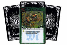 BATTLE SPIRITS: 10 CARTE RARE SERIE 1 - LOTTO PRIGIONE DI SPINE + 2 PROMO
