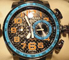 Graham Silverstone Stowe Flyback Chronograph neu & ungetragen Gulf