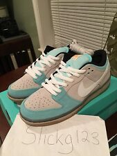 Nike Dunk Low Pro SB x Plus Skate Shop Size 9.5 DS with T-Shirt and Receipt