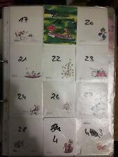Haftis 3 Diddl Haftnotizblockblätter Haftnotiz Nr. 4 17 18 20 bis 24 26 27 28 43