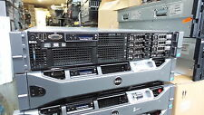DELL PowerEdge R710 2x quad core Xeon  96GB RAM 12x 8GB 3X146GB 15K + RAILS