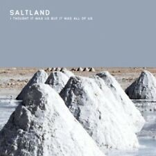 SALTLAND -  I THOUGHT IT WAS US BUT IT WAS ALL  CD ROCK ALTERNATIVE NEU