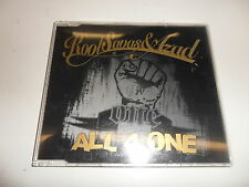 CD  Kool Savas &  Azad  ‎– All 4 One