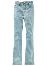 Marmoriert gefärbte Stretch-Jeans - Gr. 40*