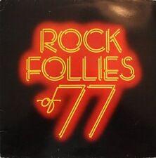 ROCK FOLLIES of 77  RULA LENSKA JULIE COVINGTON SOUNDTRACK vinyl LP Record/MINT/