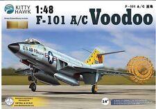 KittyHawk KH80115 1/48 U.S.A.F F-101 A/C Voodoo