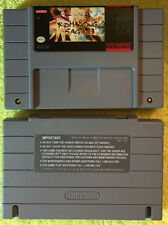 Romancing Saga 3 III (English) SNES Super Nintendo