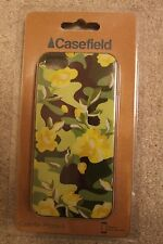 Casefield Case for iPhone 5 green & yellow  MSRP: $18 Buy Now: $9.99