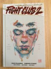 SIGNED x2 Fight Club 2 HC GN Chuck Palahniuk David Mack + Pics 1/1 + bonus tote