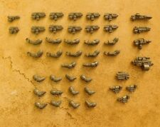 Horus Heresy Space Marines Weapons Bits - Boltguns, Melta, Plasma Guns