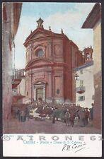 ALESSANDRIA CASSINE 06 Cartolina viaggiata 1904