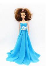 High quality Original wedding gown wears clothes Outfit Barbie Doll Party z94