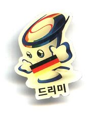 SUMMER UNIVERSIADE Daegu 2003 DREAMI mascot pin Germany team