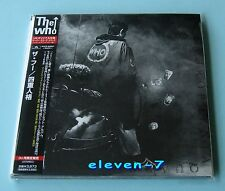 The WHO QUADROPHENIA JAPAN MINI LP CD REMASTERED 2cd pocp - 9200/1