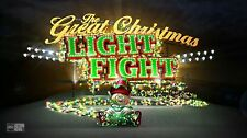 Virtual Santa Great Christmas Light Fight Discount Deal with Coupon