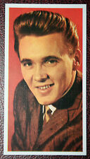 Billy Fury   Original Early  1960's  Scouse Crooner  Photo Card  # EXC