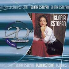 Exitos de Gloria Estefan [20th Anniversary] by Gloria Estefan (CD, Feb-2003, ...